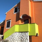 a holiday home on the island of zverinak in Croatia
