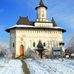 Romania, Battistero di Biserica a Suceava | Romania, Baptistery of Biserica to Suceava in winter