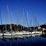 europe; Italy; Sardinia; Santa Teresa di Gallura; port; tourist