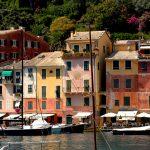 A view of Portofino in Liguria