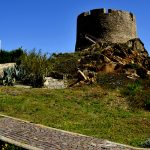 Europe, Italy, Sardinia, the old Spanish watchtower in Santa Teresa di Gallura