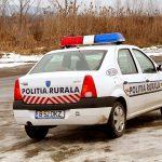 Romania, l'auto della Polizia Rurale