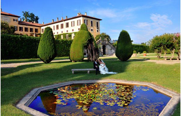 Foto matrimonio villa orsini colonna imbersago
