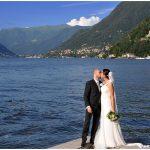 Foto di matrimonio como milano reportage lake como
